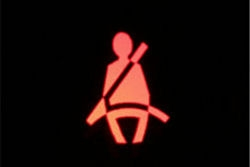 Voyant ceinture de sécurité