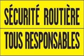 Sécurité routière tous responsables